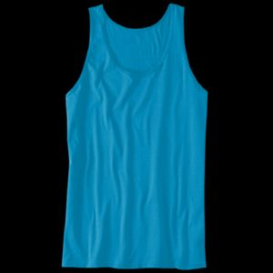 Junior Fit Fine Jersey Tank Thumbnail