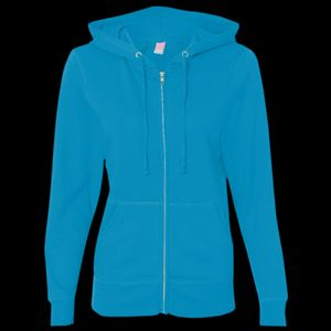 Women's Zip French Terry Hoodie Thumbnail