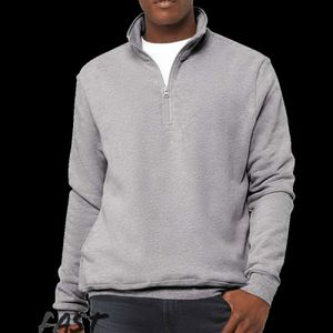 Fast Fashion Unisex Quarter Zip Pullover Fleece Thumbnail