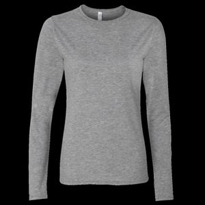 Softstyle®  Women's Long Sleeve T-Shirt Thumbnail